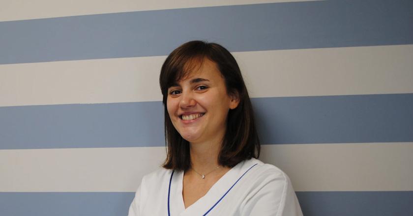 La dottoressa Elena Caldirola è una collaboratrice dello studio di fisioterapia e osteopatia specializzata in Fisioterapia, kinesiotaping e riabilitazione del pavimento pelvico