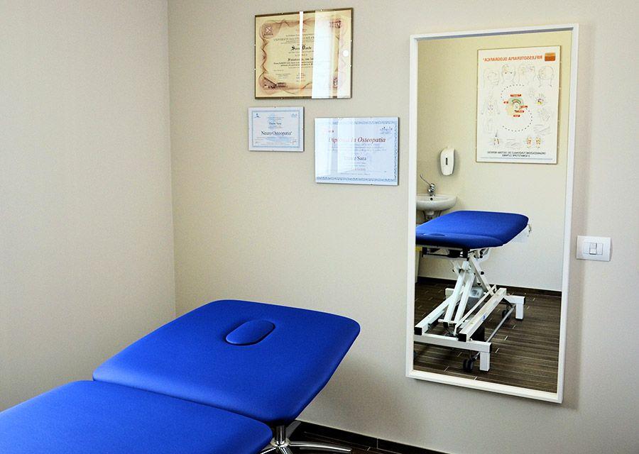 Lo Studio Dante Sara Fisioterapia ed Osteopatia nasce con l'intento di offrire un servizio di qualità per la cura e il mantenimento del benessere personale della propria clientela e con l'obiettivo di prendersi cura della persona a 360°.